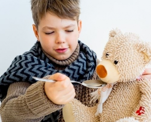 Nalezljive otroške bolezni