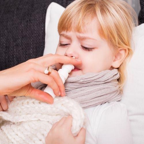 Nalezljive bolezni otrok