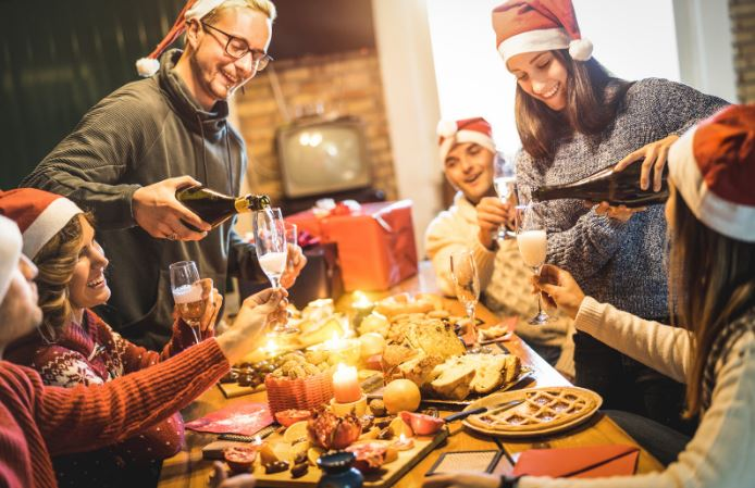 Praznovanje božiča