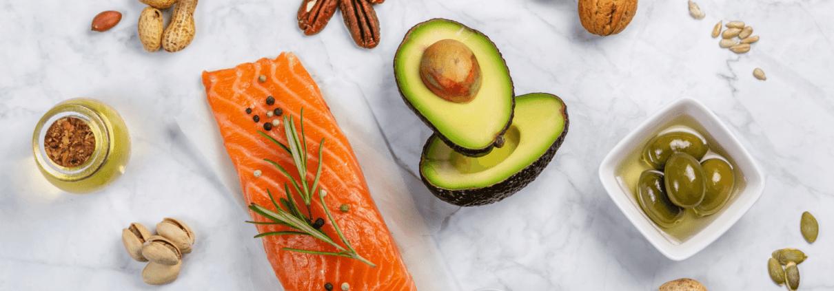 zdrava prehrana in omega 3 maščobe