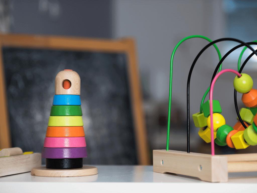 Lesene otroške igrače