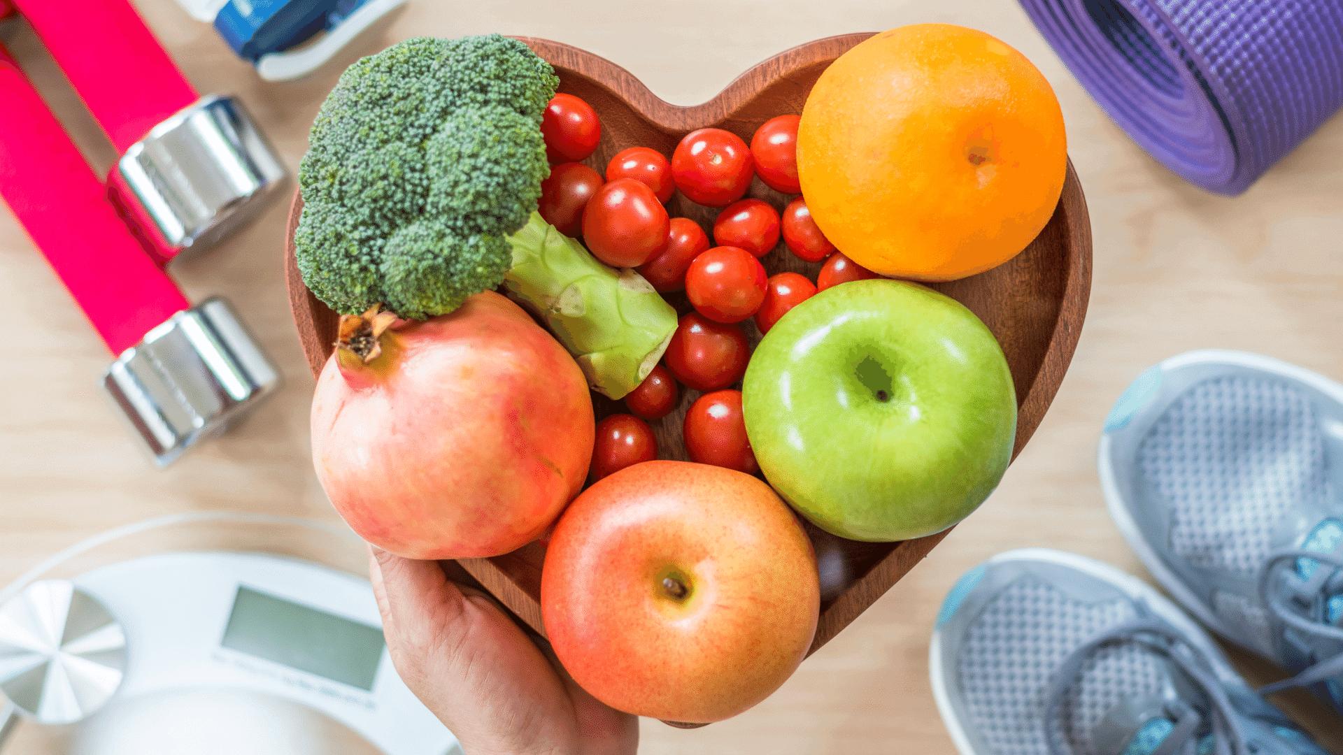 zdrava prehrana ter prehranska dopolnila