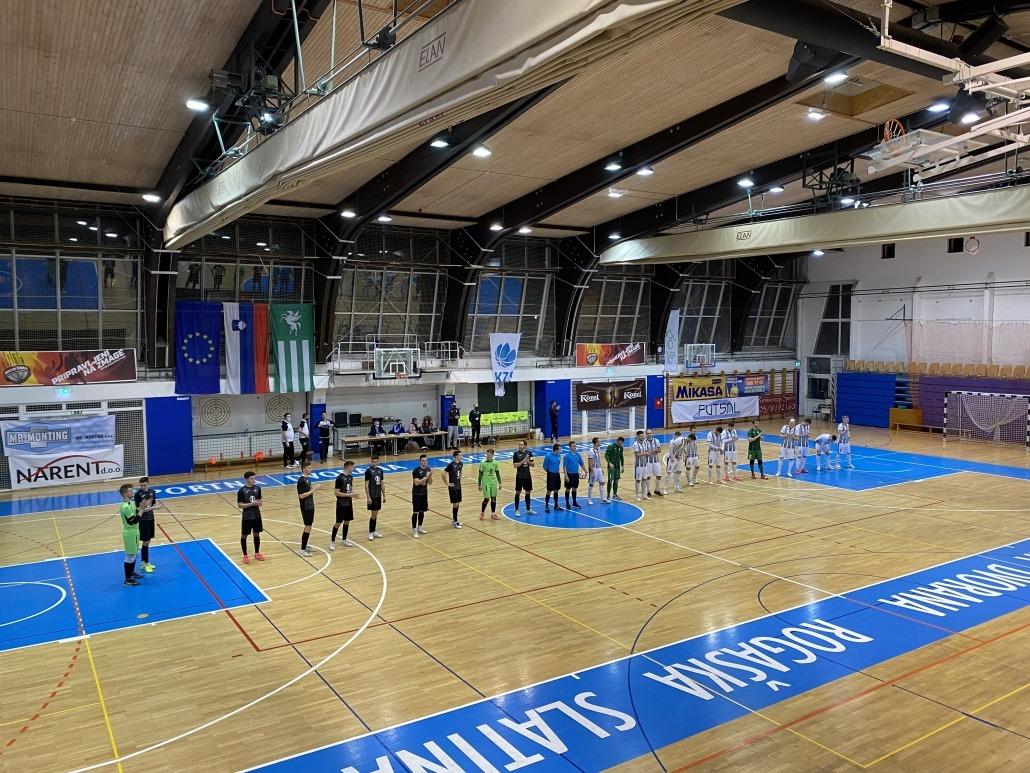 15.krog futsal lige- Dobovec - Vrhnika