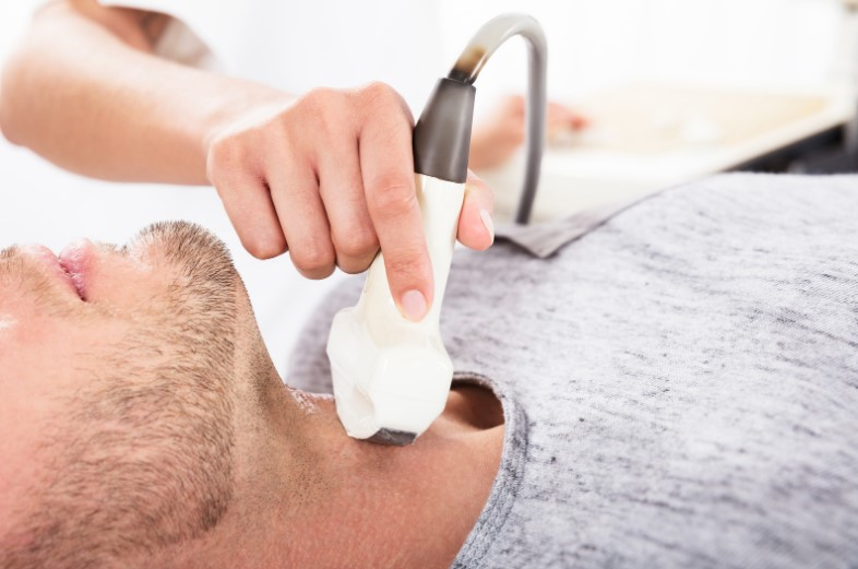 ultrazvok ščitnice ultralab